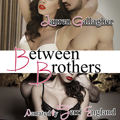 Between Brothers audiobook cover art