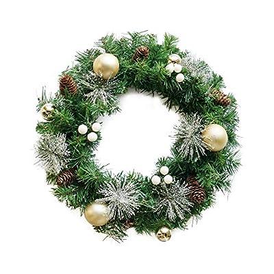 NIKKY HOME Christmas Wreath