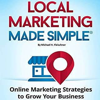 Local Marketing Made Simple audiobook cover art