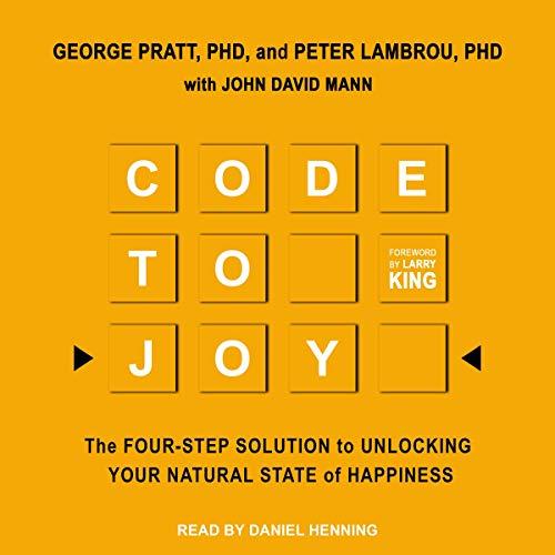Code to Joy audiobook cover art