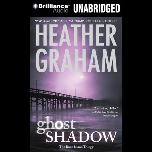Ghost Shadow audiobook cover art