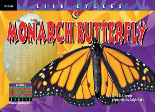 Monarch Butterfly (Life Cycles)