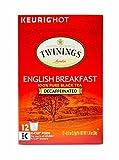 Twining English Breakfast Decaffeinated Black...