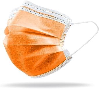 🇮🇹 60 Mascherine CHIRURGICHE ITALIANE per Bambini Certificate CE Tipo II BFE ≥ 99% Dispositivo di protezione con elastici e nasello regolabile DISPOSITIVO MEDICO made in Italy mascherina chirurgica Registrata Ministero della Salute 🇮🇹
