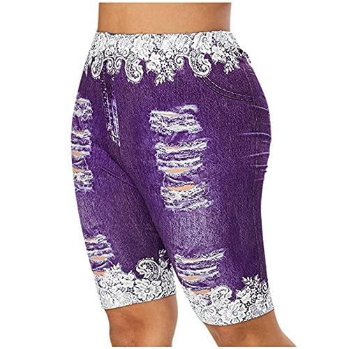 Zonary Damen Sport Shorts Kurz Leggings...