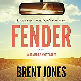 Fender audiobook cover art