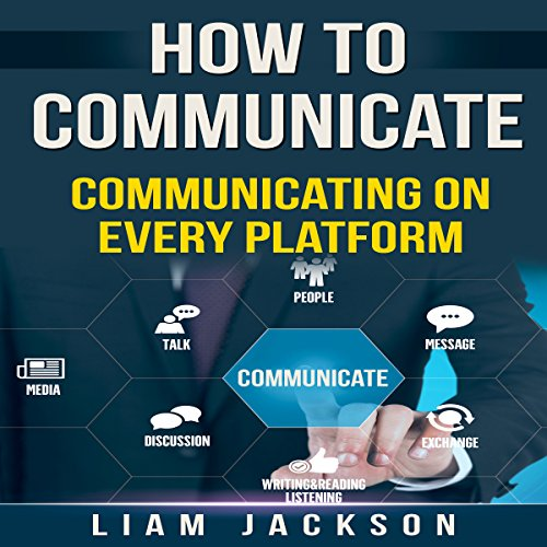 How to Communicate audiobook cover art