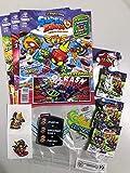 Pack Revista Oficial Superzings Series 5