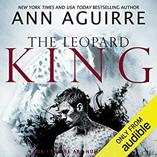 The Leopard King                   By:                                                                                                                                 Ann Aguirre                               Narrated by:                                                                                                                                 Wilhelmina Grace                      Length: 9 hrs and 3 mins     35 ratings     Overall 4.0