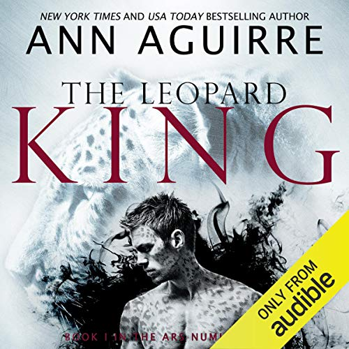 The Leopard King cover art