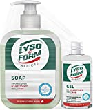 Lysoform Medical Gel Disinfettante Mani 70 ml + Lysoform Medical Sapone Disinfettante Mani 300 ml