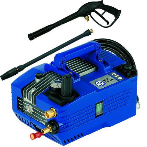 AR Blue Clean AR610 Industrial Grade 1350 PSI 1.9 GPM Electric Hand Carry...