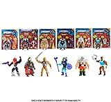 Masters of the Universe (Masters del Universo Orígenes) Figura He-Man deluxe, muñeco articulado de juguete, modelo surtido (Mattel GVL76)