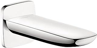 hansgrohe Tub Spout Premium 3-inch Avantgarde Tub Spout in chrome, 15412001