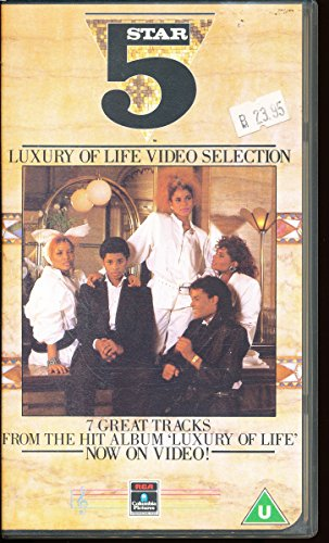 Five Star - Luxury Of Life Video Selection [VHS]