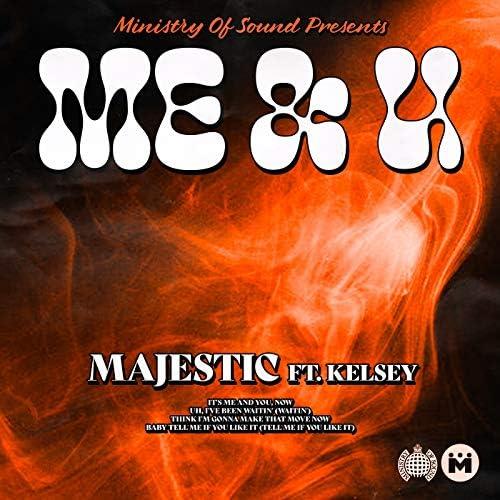 Majestic feat. Kelsey