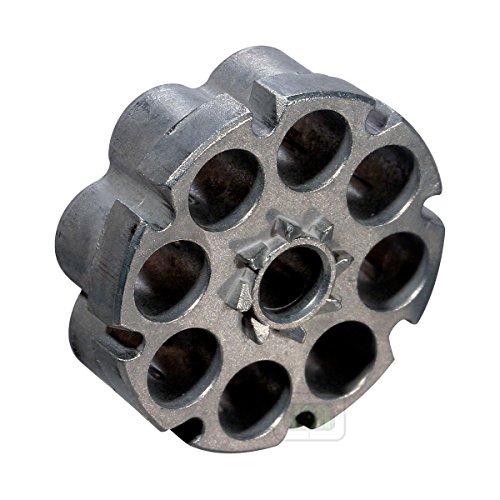 UmarexPistolen-Ersatzmagazin, für Walther CP88,CP99,PPQ, Luftpistolen, 8Schuss .177Magazin (Einzeln) 416.120