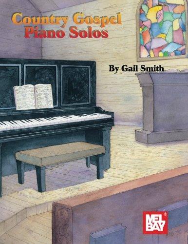 Country Gospel Piano Solos (Mel Bay)
