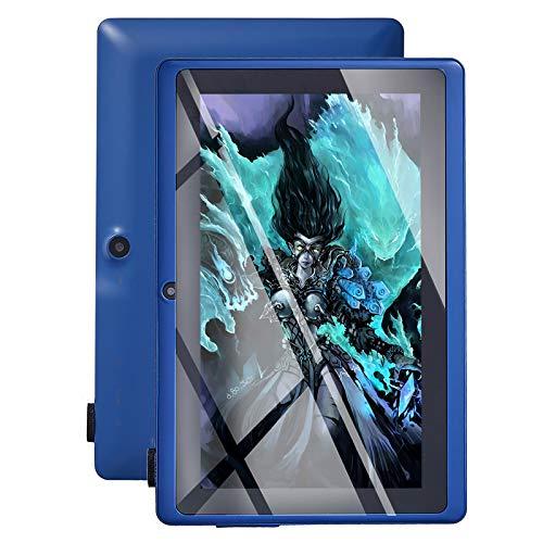 LHONG Tablet 7 Pulgadas Android 4.4, WI-FI, Quad-Core Tablets 1GB RAM+8GB ROM, HD Display, GPS