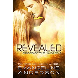 Revealed (Alien sci-fi Romance) (Brides of the Kindred Book 5)