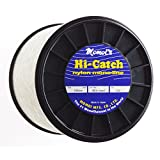 Momoi 00 Hi-Catch 30-Pound 2020-Yard Clear White Line, 1-Pound Mono