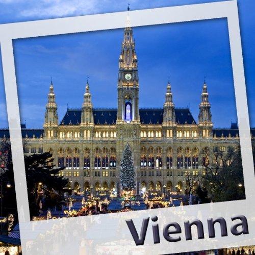 Audioguida Vienna audiobook cover art