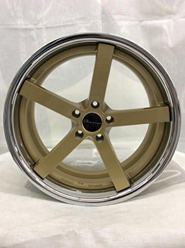 Gold 20 inch rims