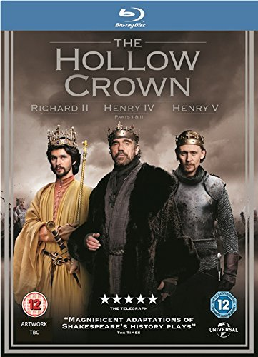 The Hollow Crown - 4-Disc Box Set ( ) [ UK Import ] (Blu-Ray)