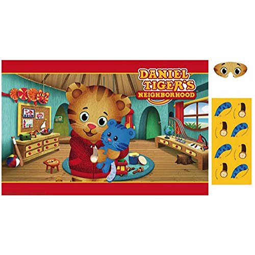 Game Poster Daniel Tiger's Neighborhood Party (1ct)