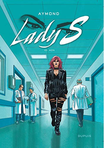Lady S - tome 10 - ADN