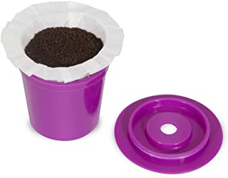 Perfect Pod EZ-Cup 2.0 Starter Pack | Reusable K-Cup Pod Capsule with 25 Paper Filters (Starter Pack Only)