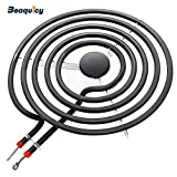 Beaquicy 316442301 Burner Element Surface 8 Inch- Replacement for Kenmore Burner