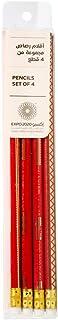 Expo 2020 Dubai Hala Habibi Pencil set of 4