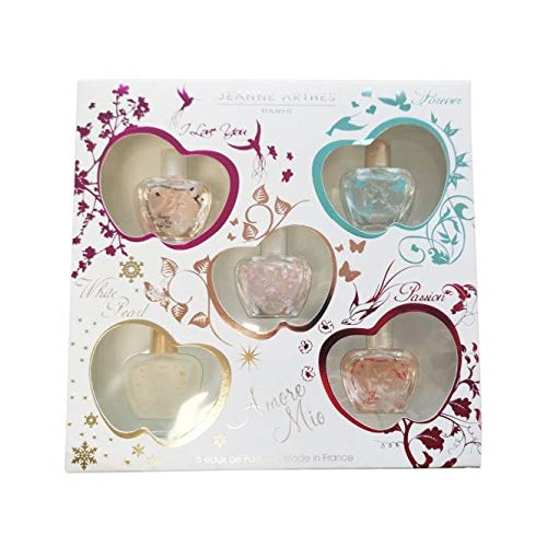 Jeanne Arthes Coffret Amore Mio 5 Miniatures 1 Unité