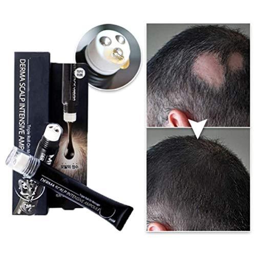 Edinber 20 ml Scalp Intense Roll-on Serum für schnelles Haarwachstum Serum gegen Haarausfall Serum Scalp Massager Hair Care