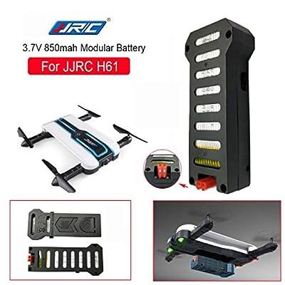 Diadia 3.7V 850MAH Modular Lithium Battery & USB Charging JJRC H61/H62 Drone Follower New Generation Optical Flow Folding Drone