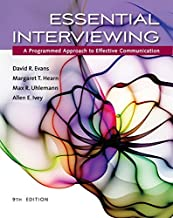 Best essential interviewing a programmed approach to effective communication Reviews