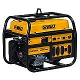 DEWALT 4200watt Portable Generator wi