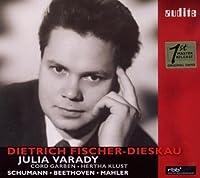 Dietrich Fischer-Dieskau Sings Schumann Beethoven by SCHUMANN / BEETHOVEN / MAHLER (2010-05-25)