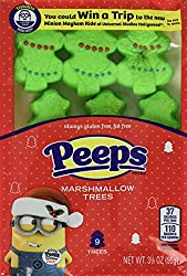 Marshmallow Christmas Tree Holiday Peeps