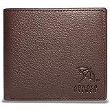 [アーノルドパーマー] 財布 メンズ 二つ折り財布 中べら付 札入小銭入れ 多収納 革 大容量 APS-3141 (brown)