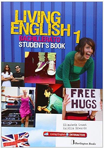 LIVING ENGLISH 1 BACH SB ED.14 Burlington Books   9789963489879