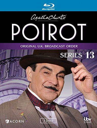 Agatha Christie's Poirot: Series 13 [Blu-ray]