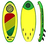 SOL Soljah 7' Inflatable Stand-Up Paddleboard