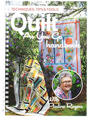 Pauline's Quilting World Quilt As You Go Handbook Book, None