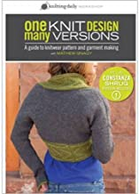 One Knit Design - Many Versions: Knitting Daily Workshop
