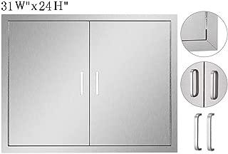 Best outdoor kitchen cupboard doors Reviews