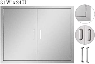Best outdoor kitchen access doors and drawers Reviews