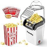 Popcorn Popper Maker Air Popper - Farochy Electric Popcorn Maker Small Hot Air
