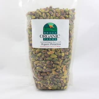 organic pistachios bulk